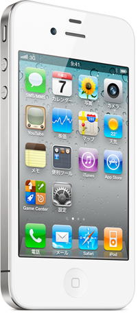 iPhone4外観