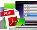PDF tiff画像変換