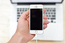 iPhone7データのバックアップ
